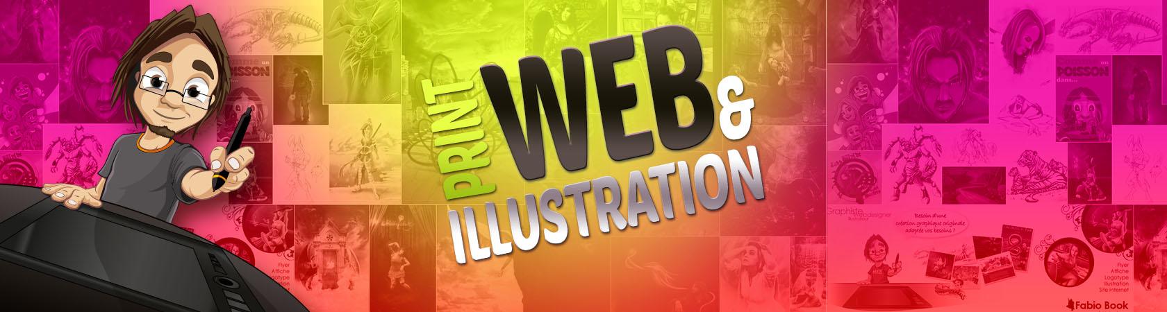 Fabio Roulet graphiste illustrateur et webdesigner freelance