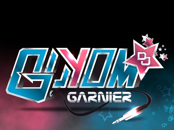 logo & identité visuelle de Guyom DJ