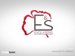Logo de l'association Evol&sens à Caussade 82