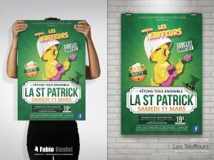Print : Affiche les Teuffeurs à Lavaur