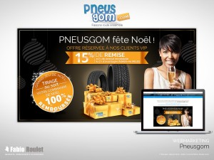 Webmarketing : Jeux vip noel 2016