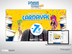 Webmarketing :  Carnaval 2017