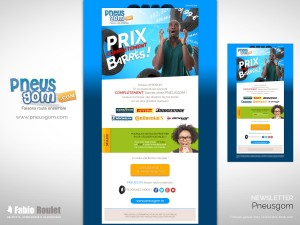 Webmarketing : newsletter pour offre prix complétement barrés !
