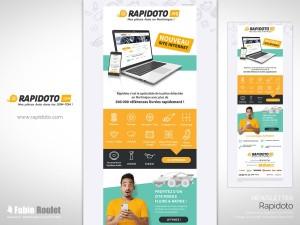 Digital marketing : newsletter