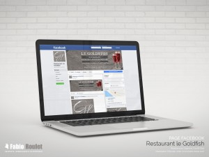 Webmarketing : page facebook
