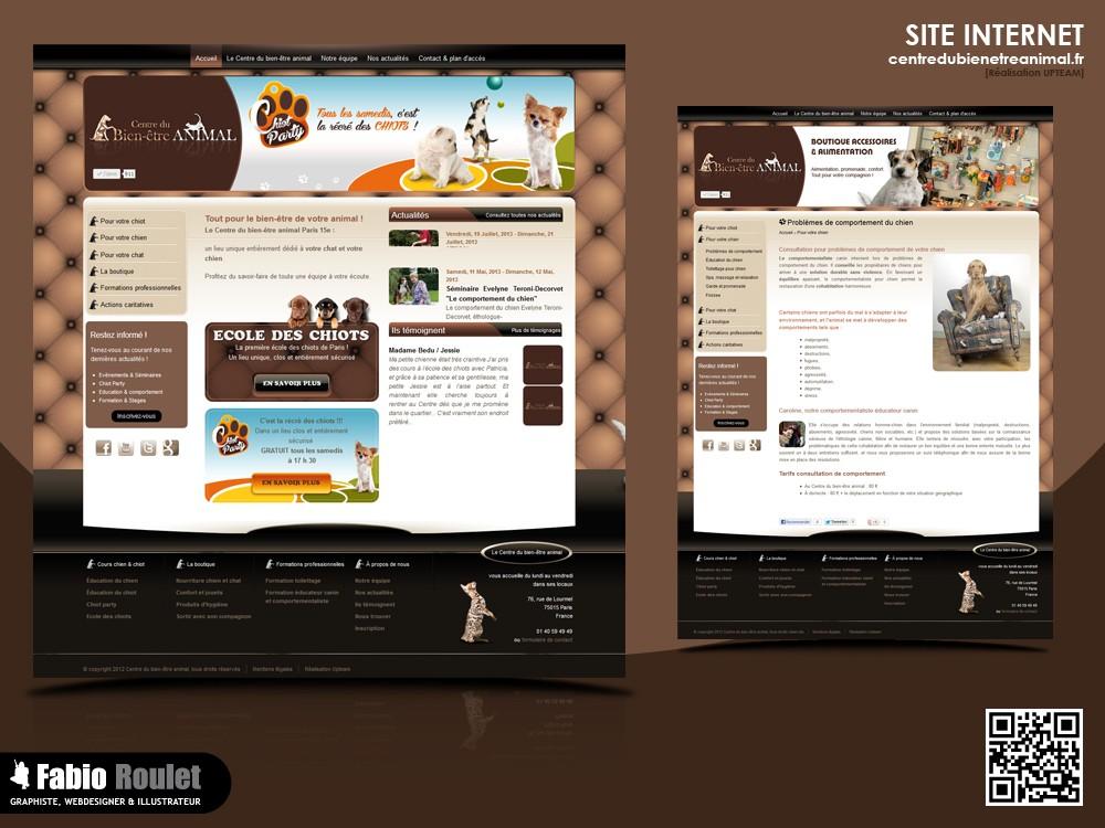 Création du site internet Drupal sur Paris, réalisation Upteam