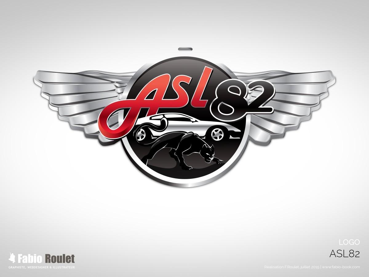 Logo du garage ASL 82 dans le Tarn-et-Garonne