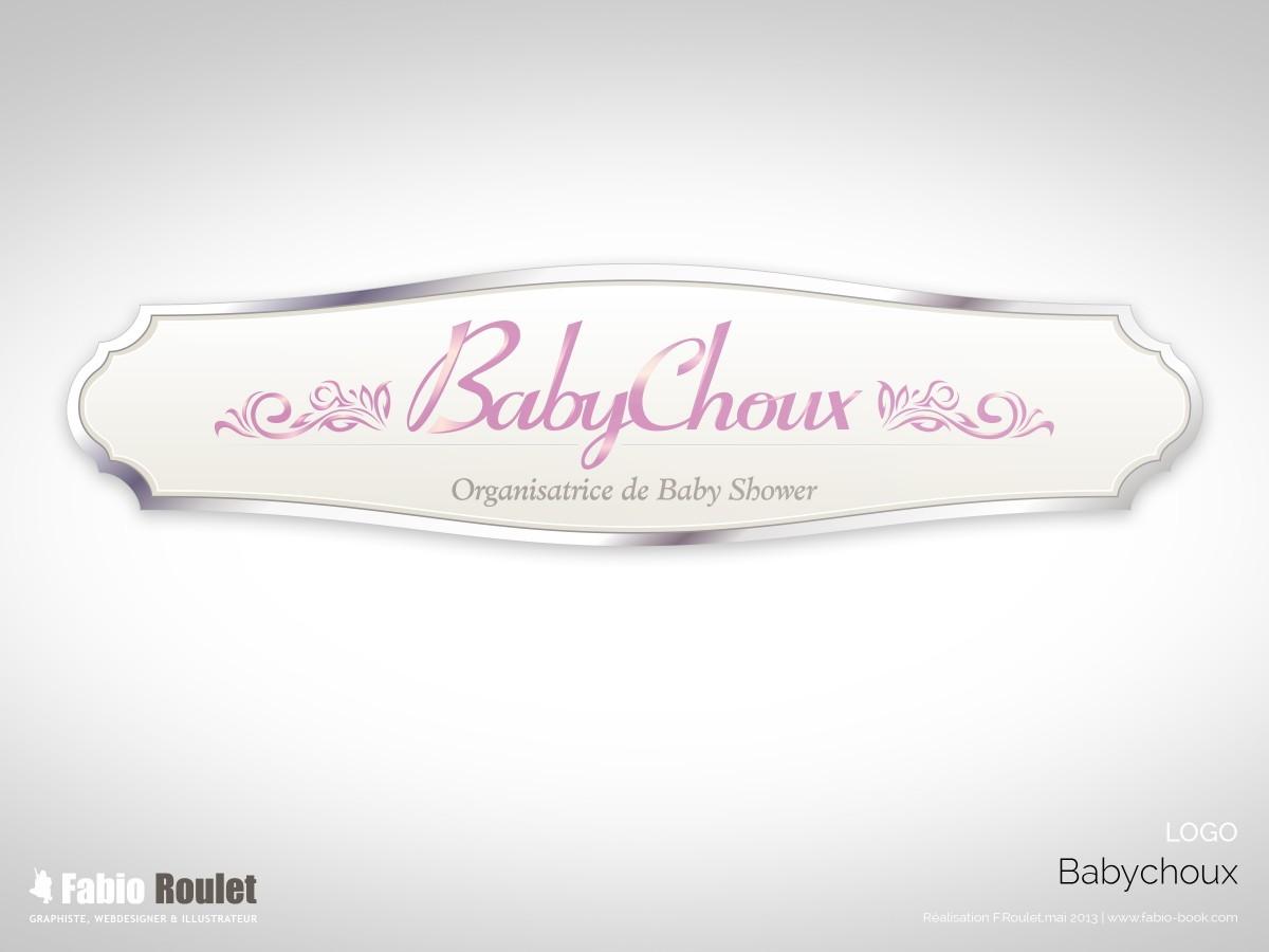 Logo et charte graphique pour BabyChoux