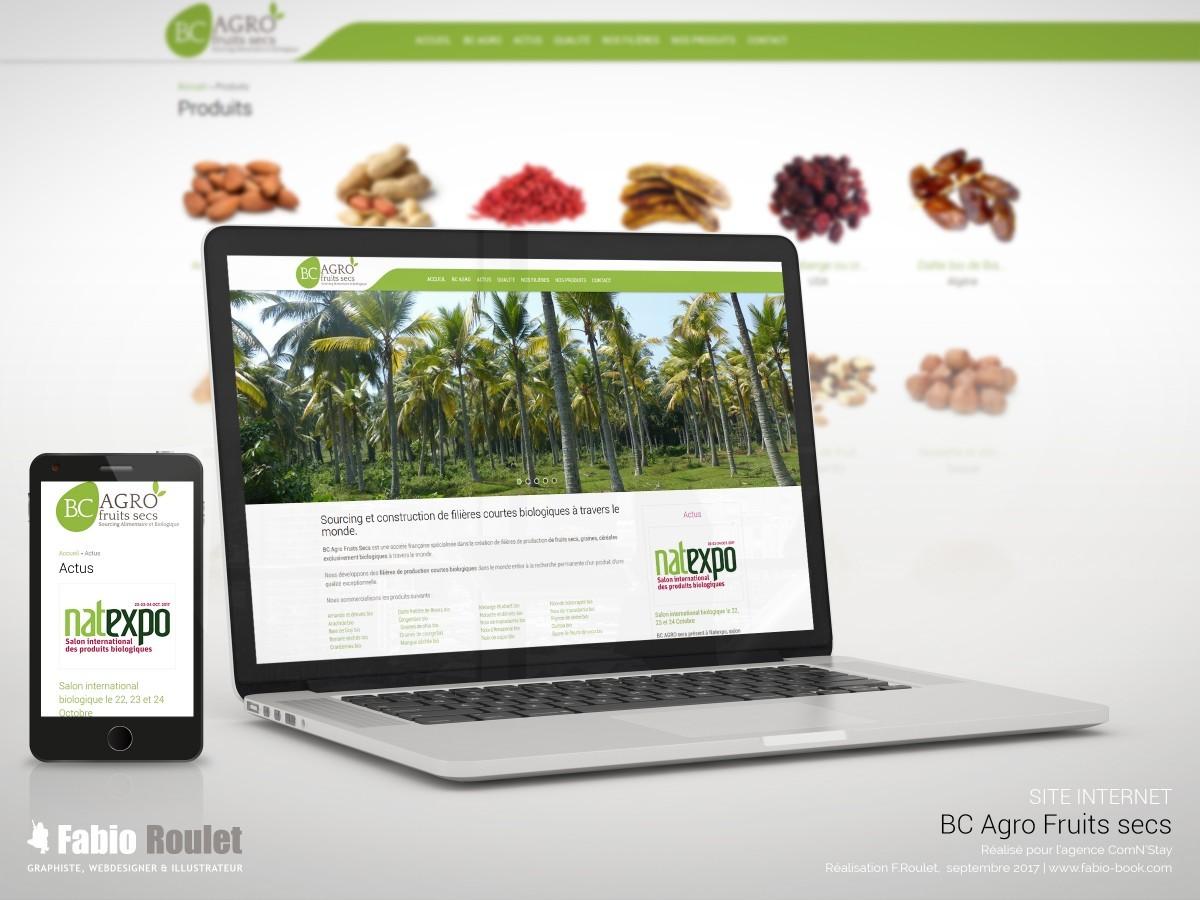 Site internet : BC Agro