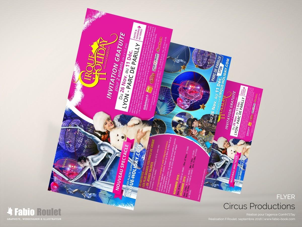 Print : flyer