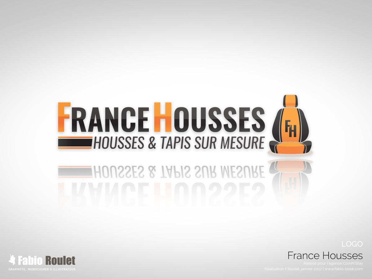 Logo : France Housses