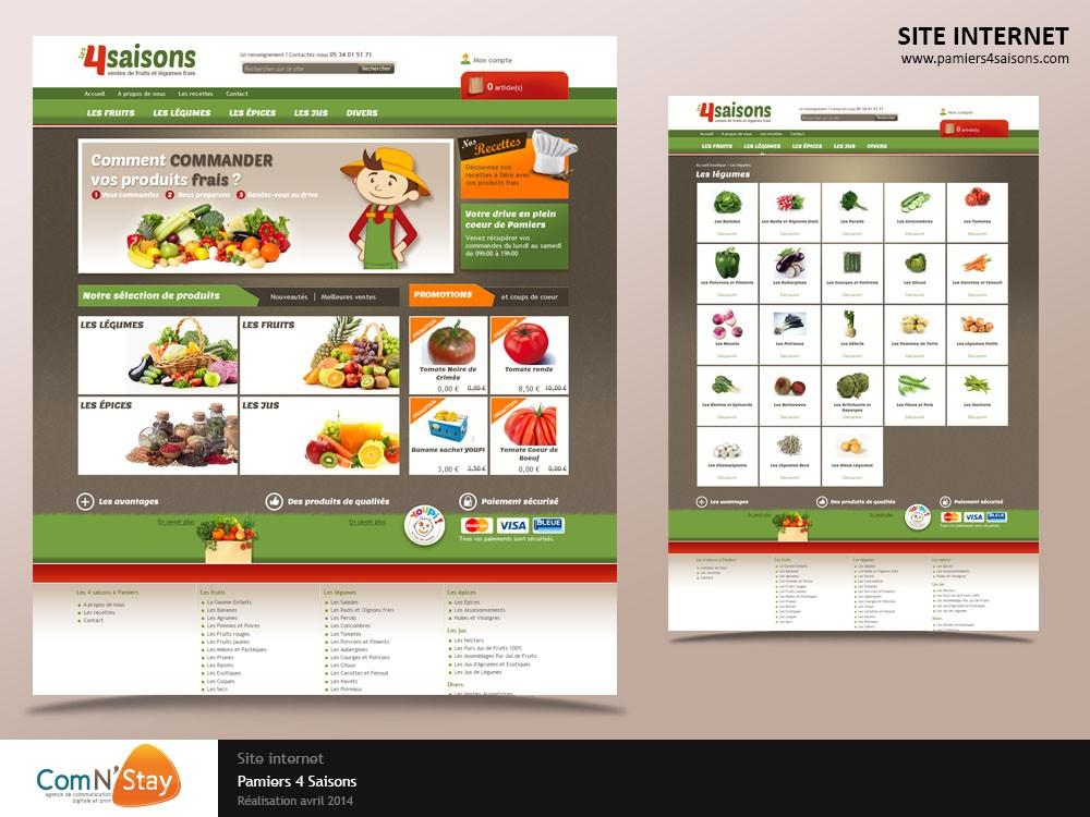 Création site internet à Pamiers proche de Toulouse